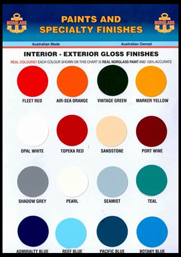 Pompei 39 s marine marine paints marine parts and house for Happy color spray paint price